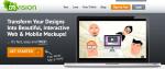 InVision UI Design